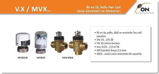 VX MVX